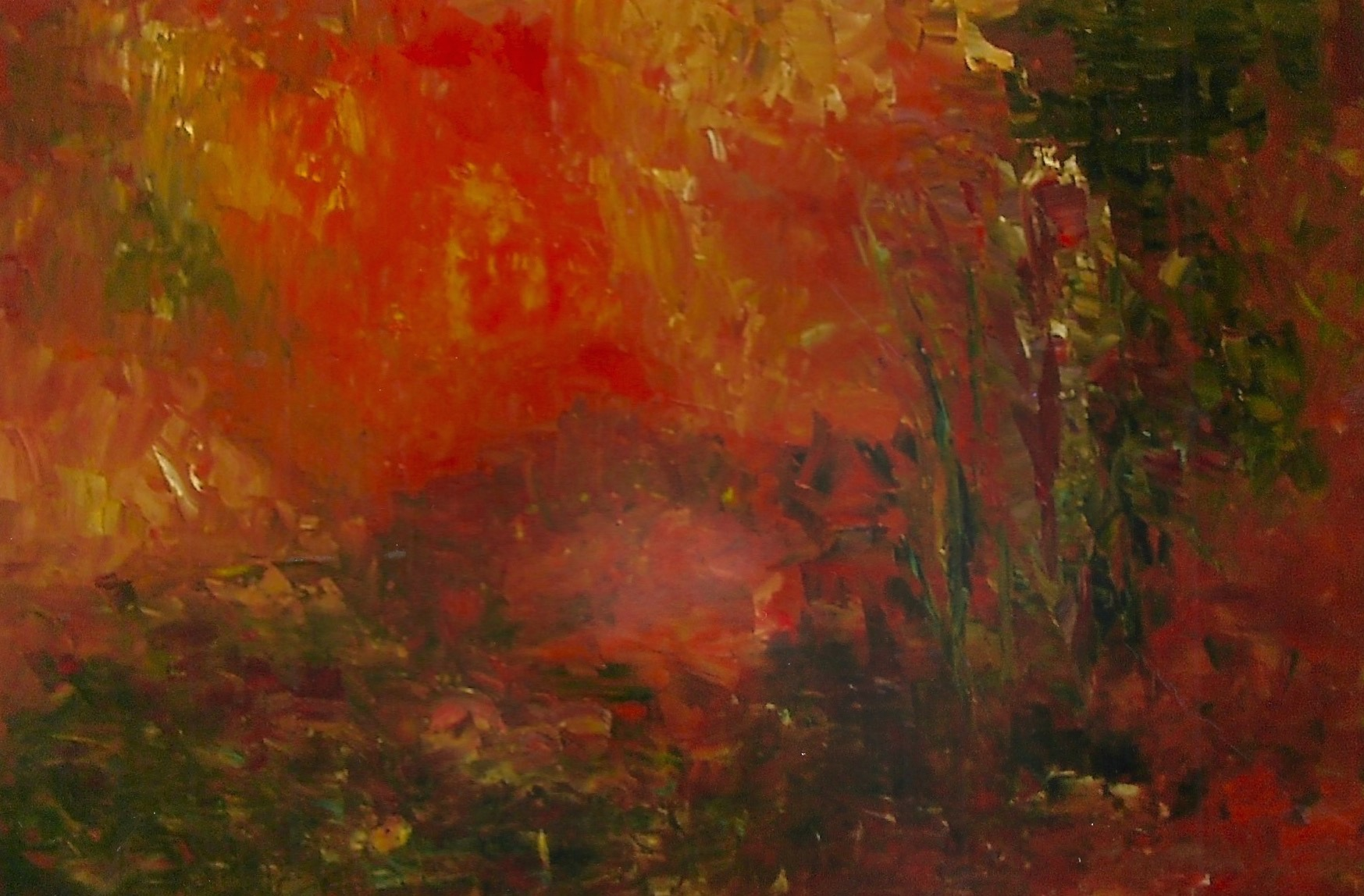 October, A Tribute to Richard Tripp (sold)
