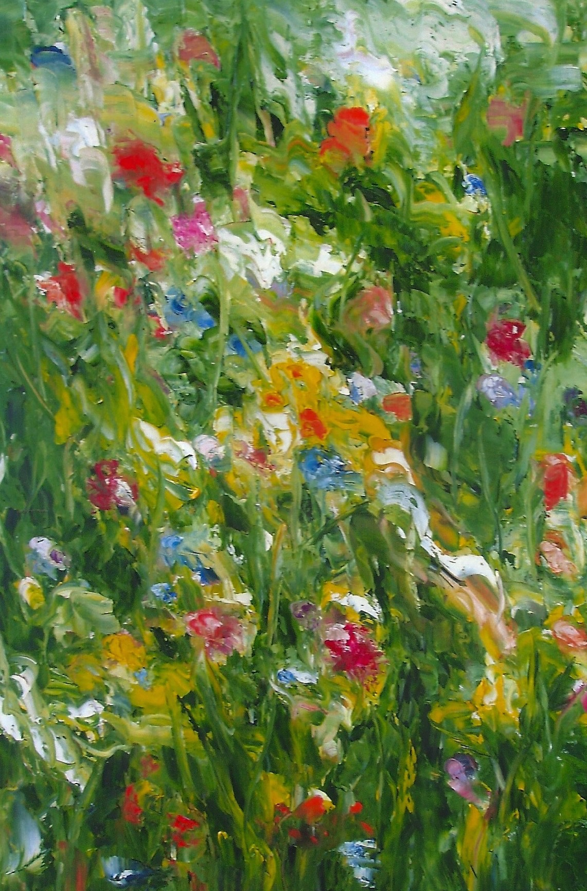 Wildflowers (sold)