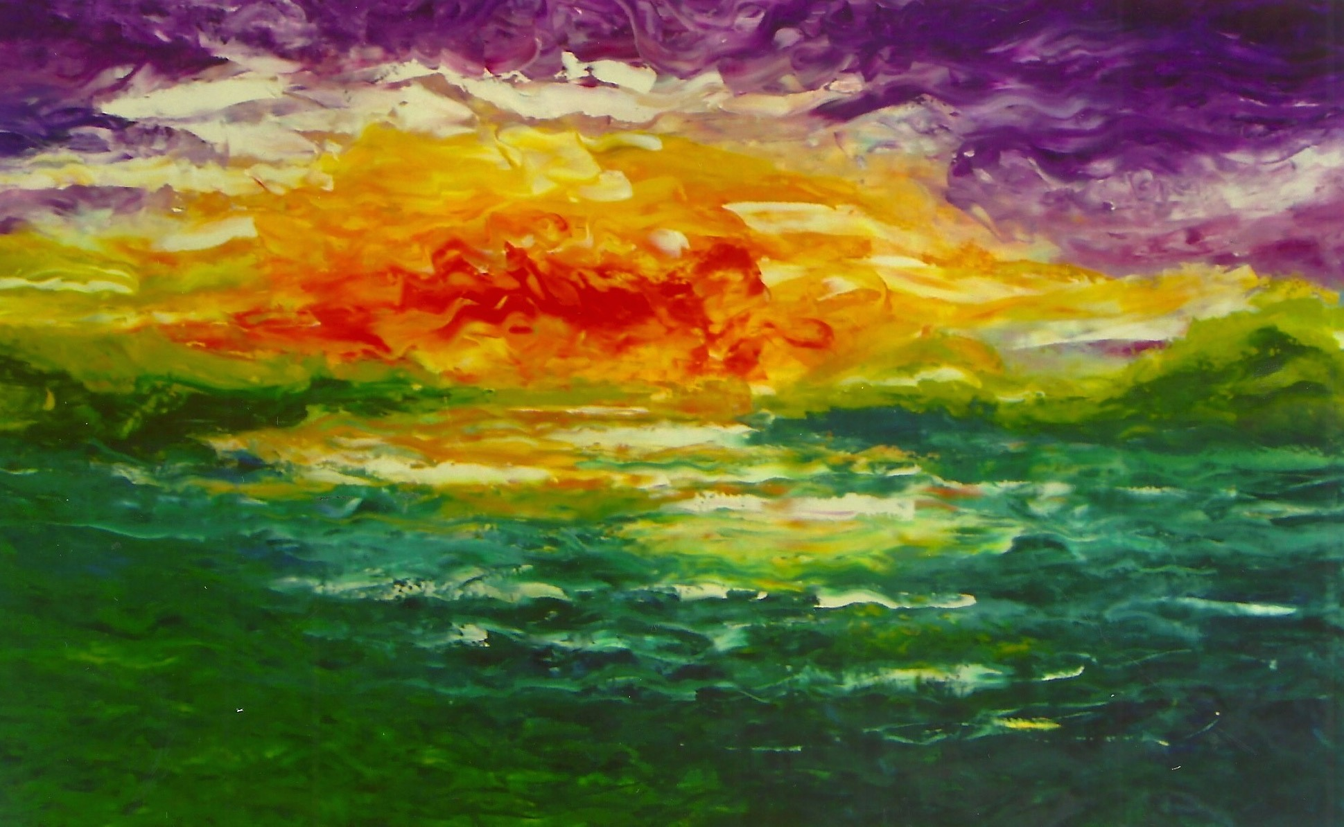 Here Comes the Sun (sold)