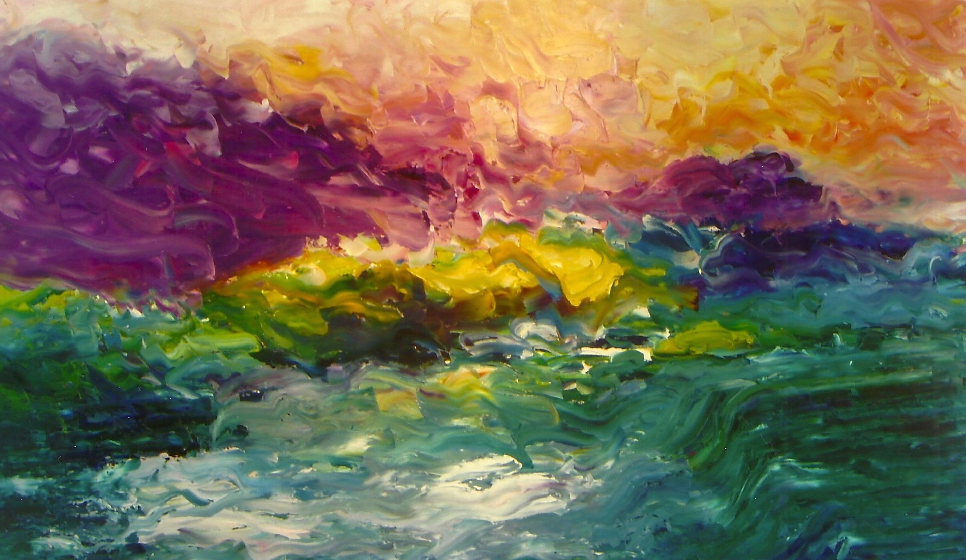 After The Storm (sold)