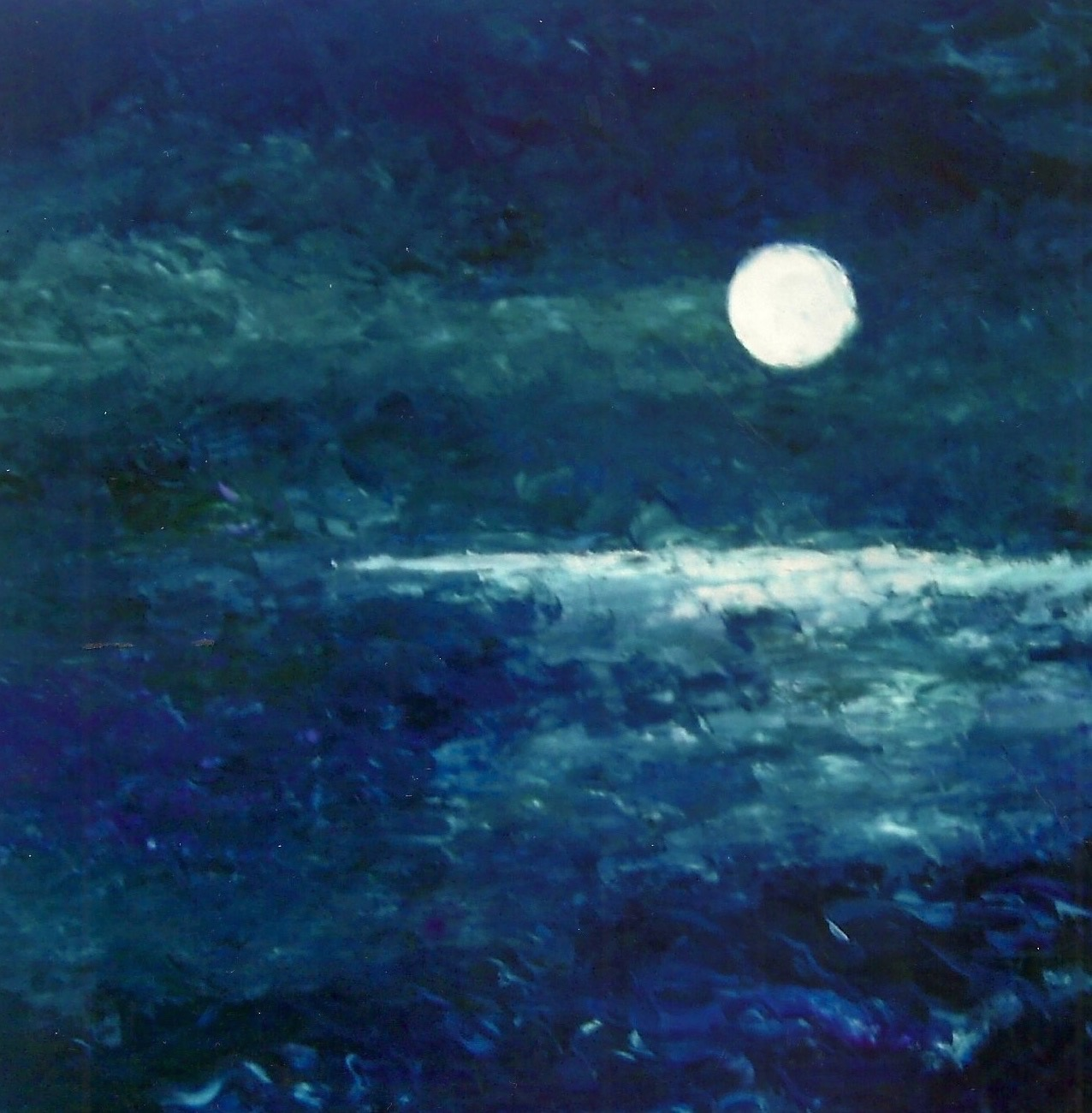 You Me and The Moon (sold)
