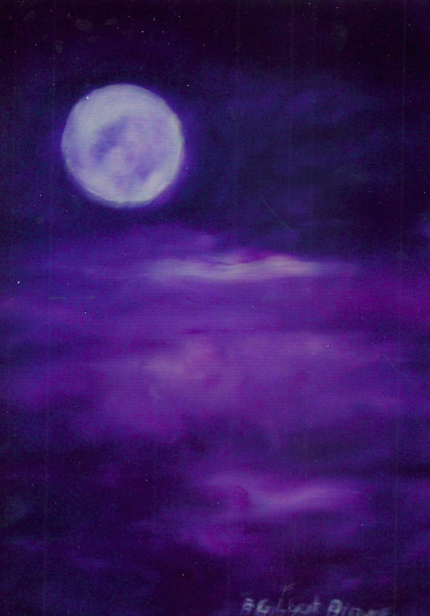 Moon Dream  24 x 20  Sold
