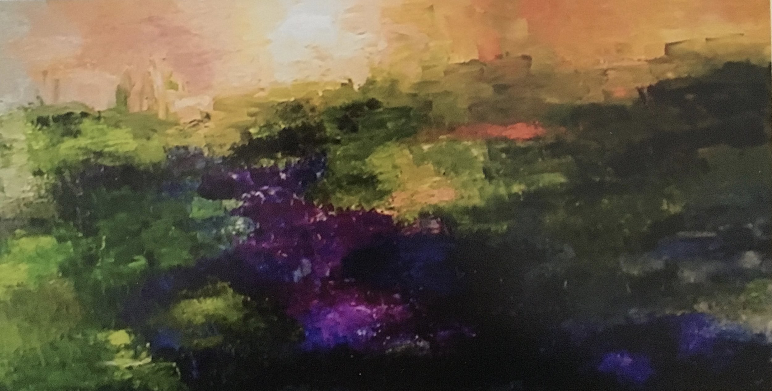 There is a River 24x48 Sold