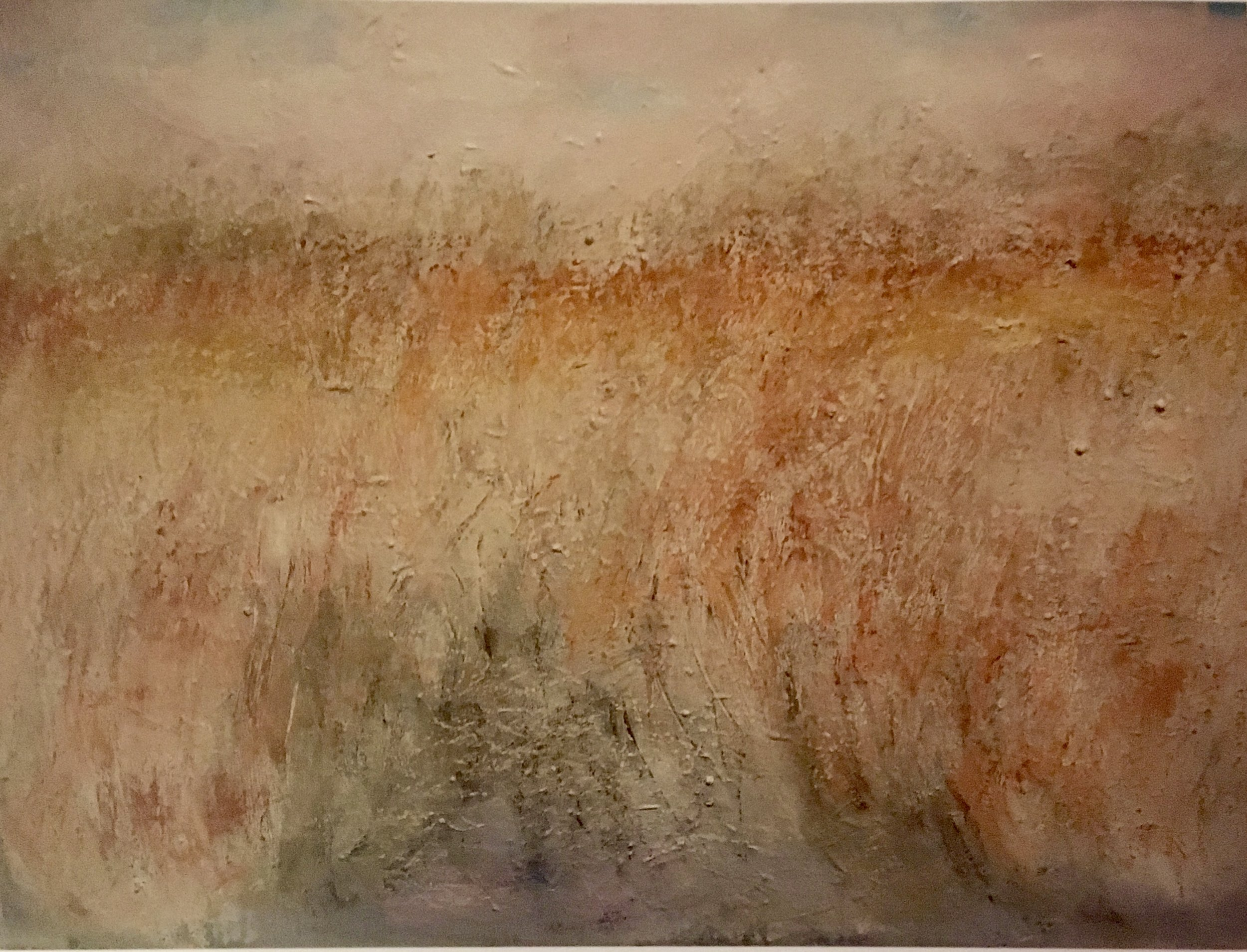 Winter On The Prairie 30 x 40 sold