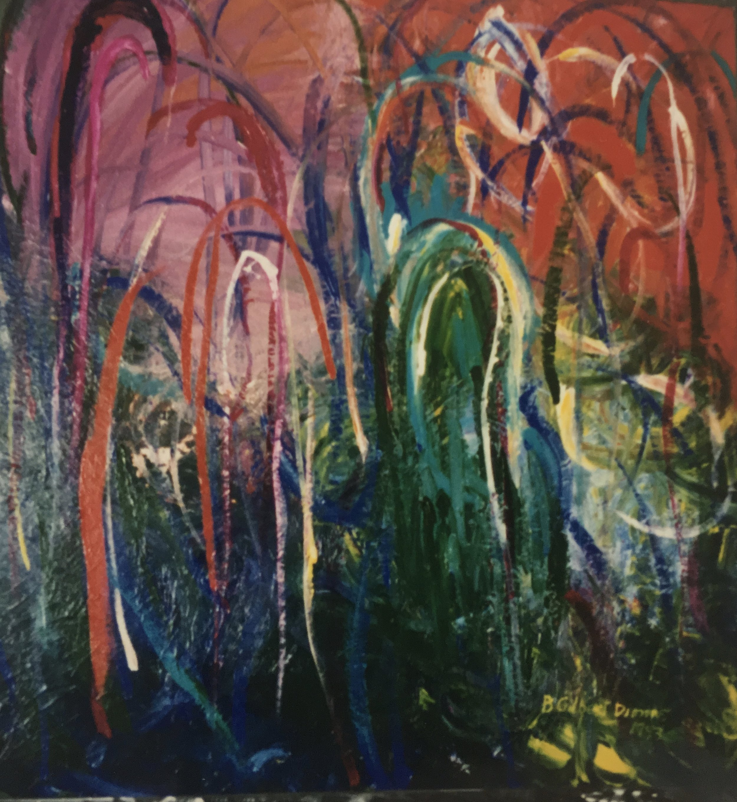 Kaleidoscope of the Soul 4x40 Kafka SS frame Sold