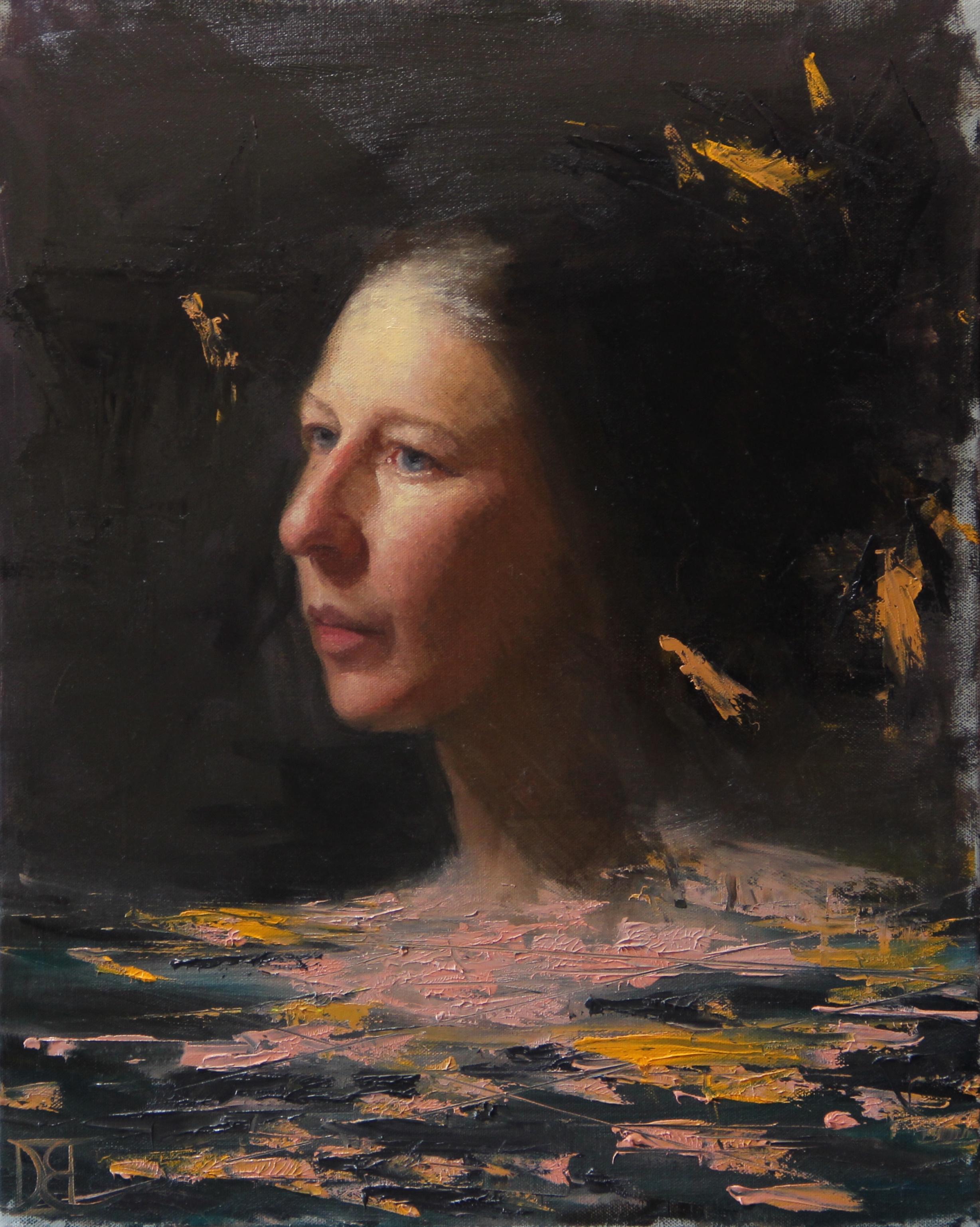 """""""Autumn""""    16x20, Oil on Canvas    $780"""