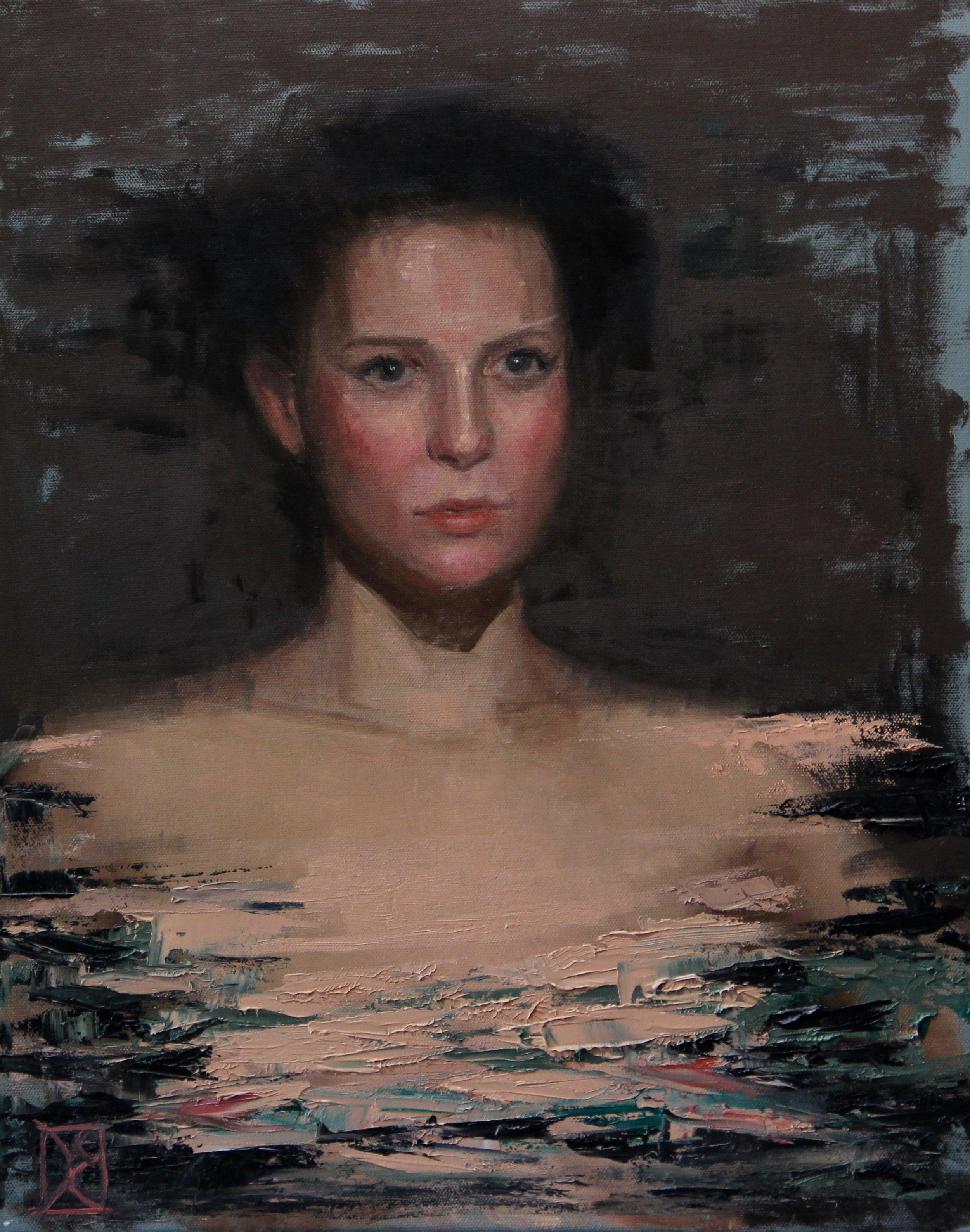 """Madii""    16x20, Oil on Canvas    $780"