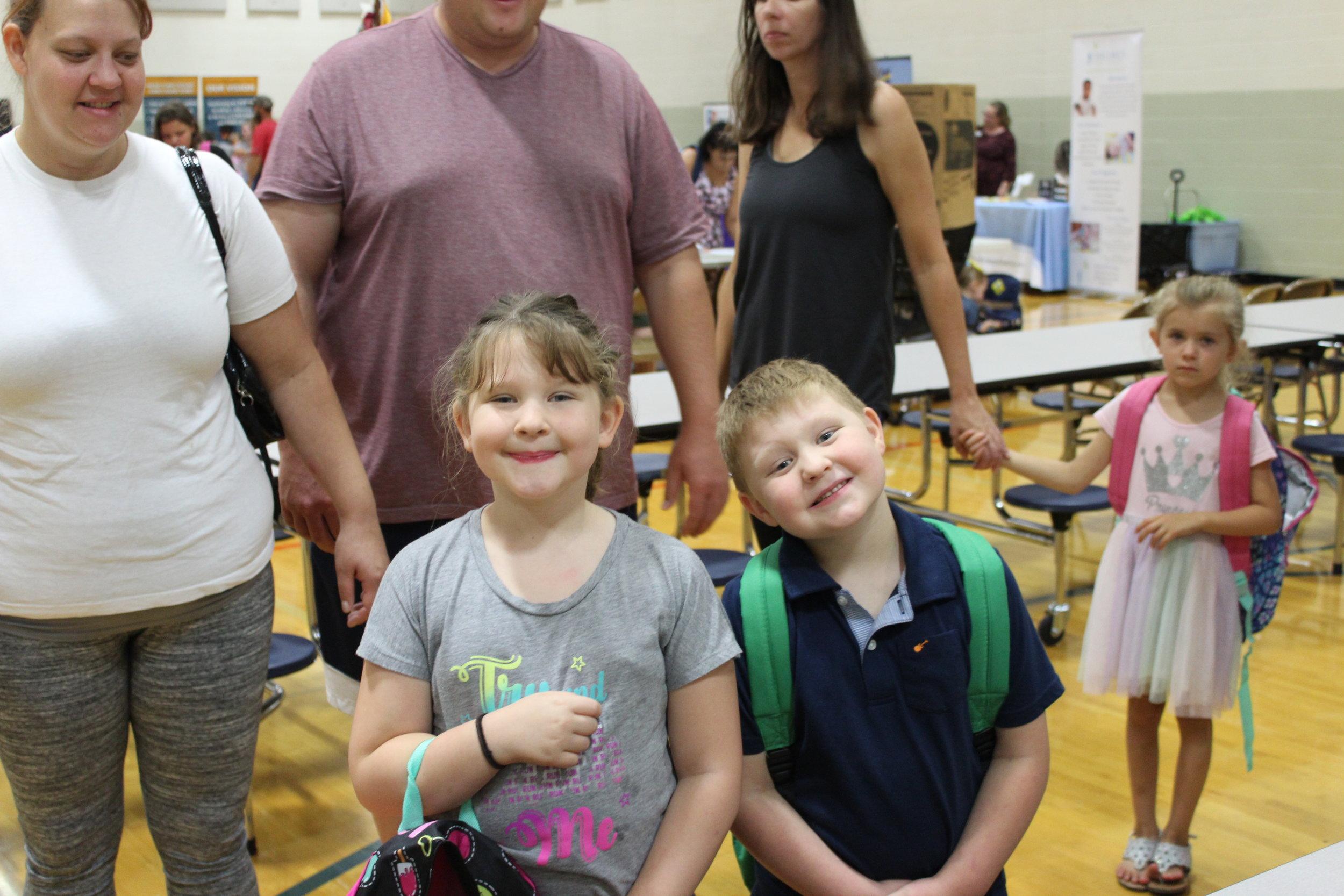 EV family takes advantage of Back to School Fair.JPG