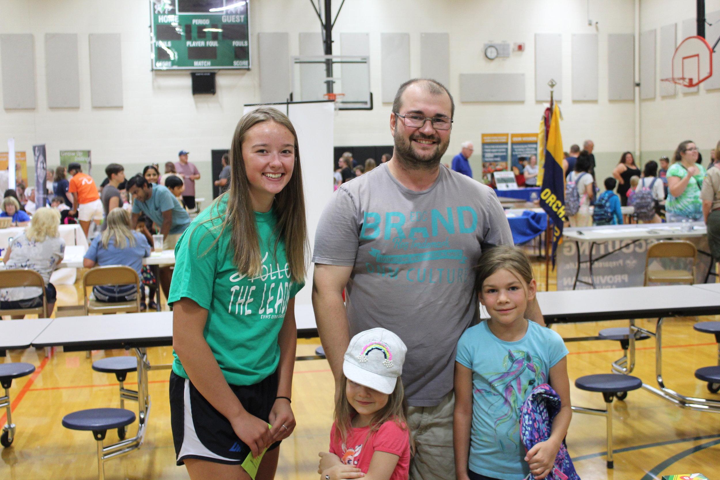 Destiny Hillyard helps EV family.JPG