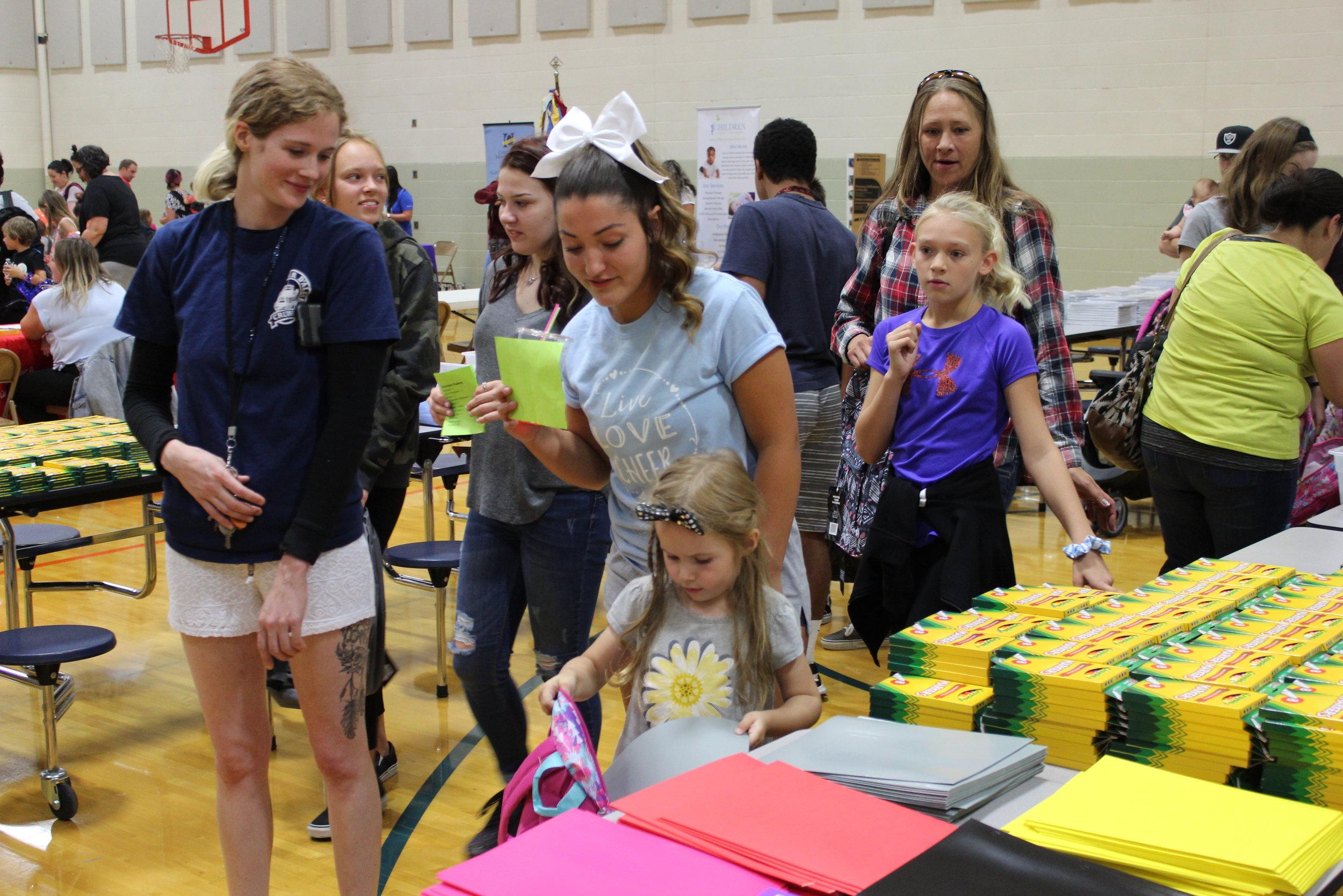 Sofia Morales helps EV family.JPG