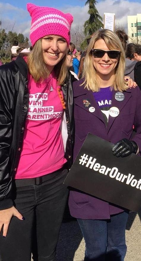 Women's March Fresno