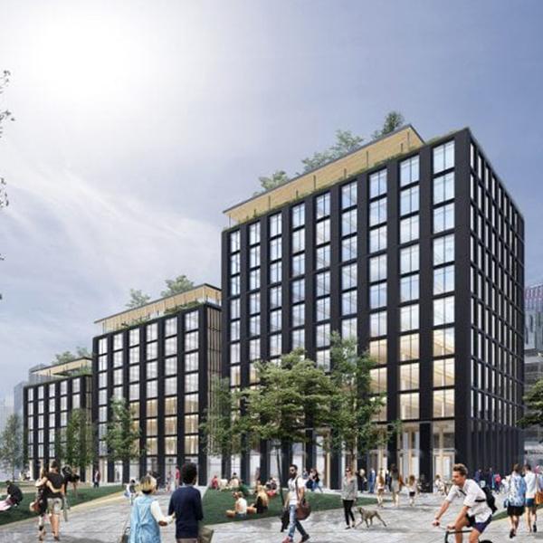 Riverfront Square -