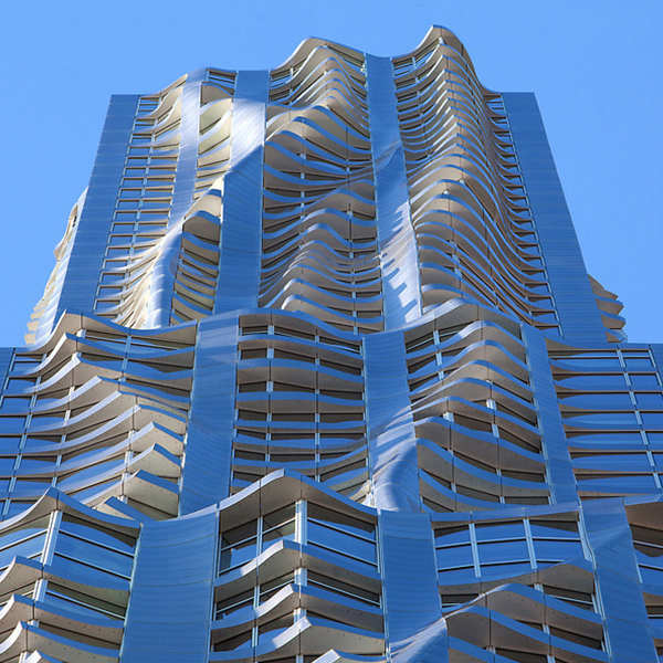 New York by Gehry -
