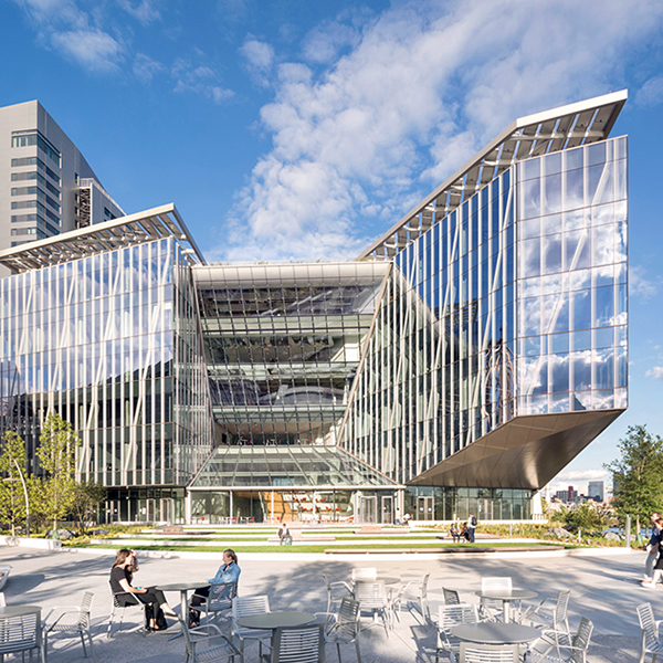 The Tata Innovation Center -