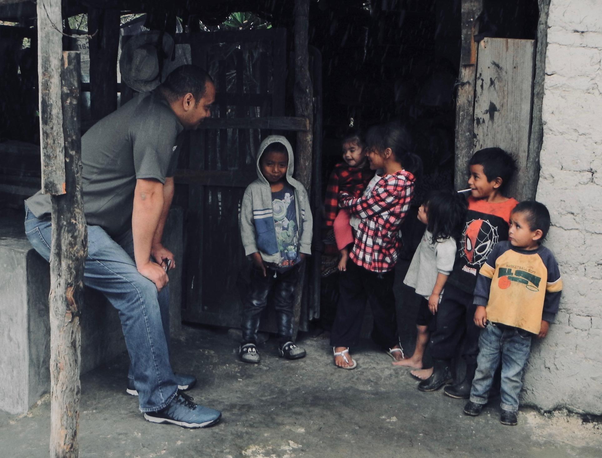 Cristian with kids.jpg