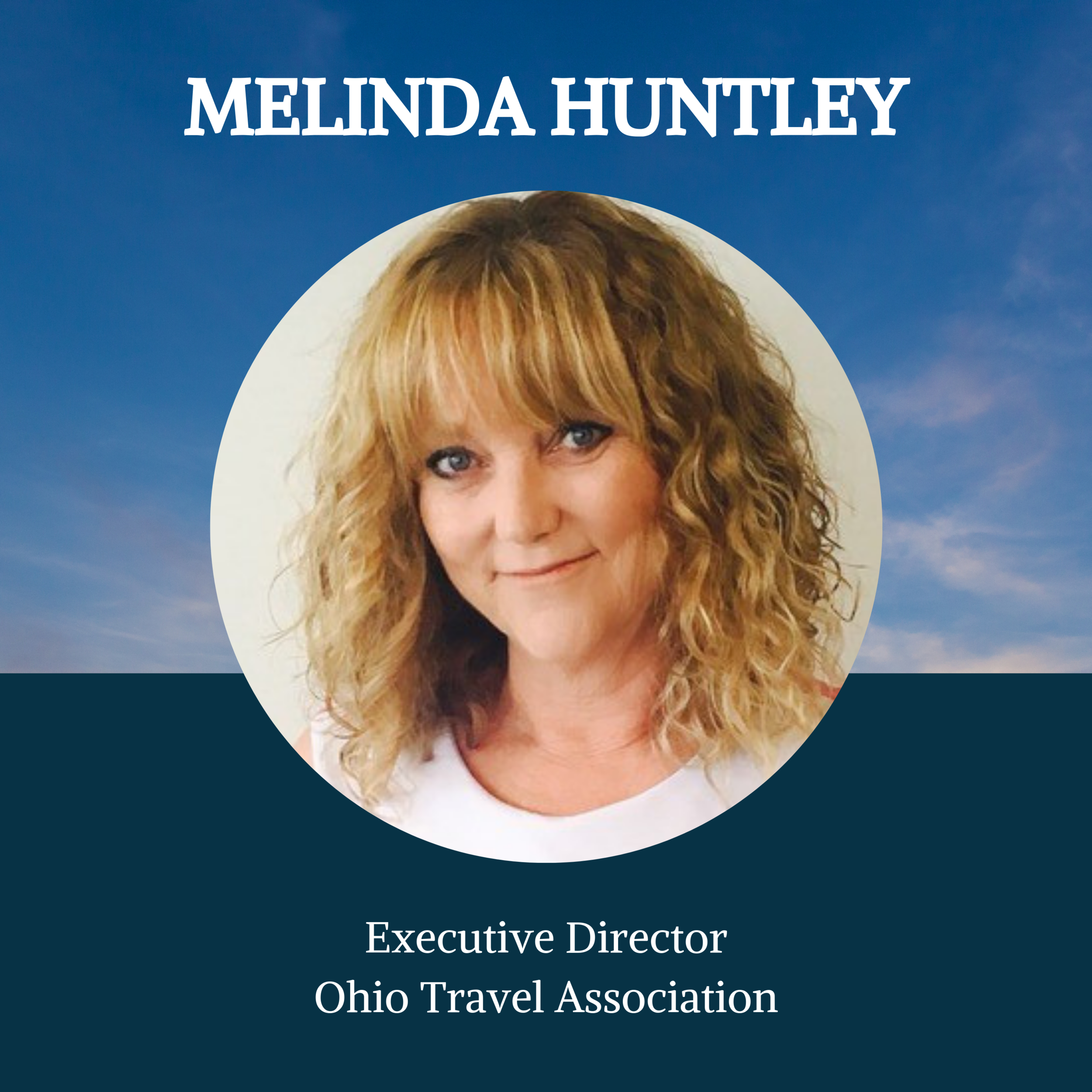 Like you, Melinda is passionate about Ohio travel. Having worked in travel-related jobs along Lake Erie for more than 25 years, she's witnessed firsthand how communities transform themselves when they embrace the travel economy. In 2012, she brought this energy and focus to Columbus as the director of the Ohio Travel Association. She started her travel career in public relations at Cedar Point, then led the Lake Erie Shores and Islands/Ottawa County Visitors Bureau and tackled sustainable tourism opportunities as tourism director for Ohio State University's Ohio Sea Grant College Program. She has a master's degree in public policy from the OSU John Glenn School of Public Affairs and is an avid (aka obsessed) yogi and a certified yoga teacher. She enjoys bricks-and-mortar bookstores, hiking and biking, coffee shops, live theatre, kayaking and traveling the nooks and crannies of Ohio.