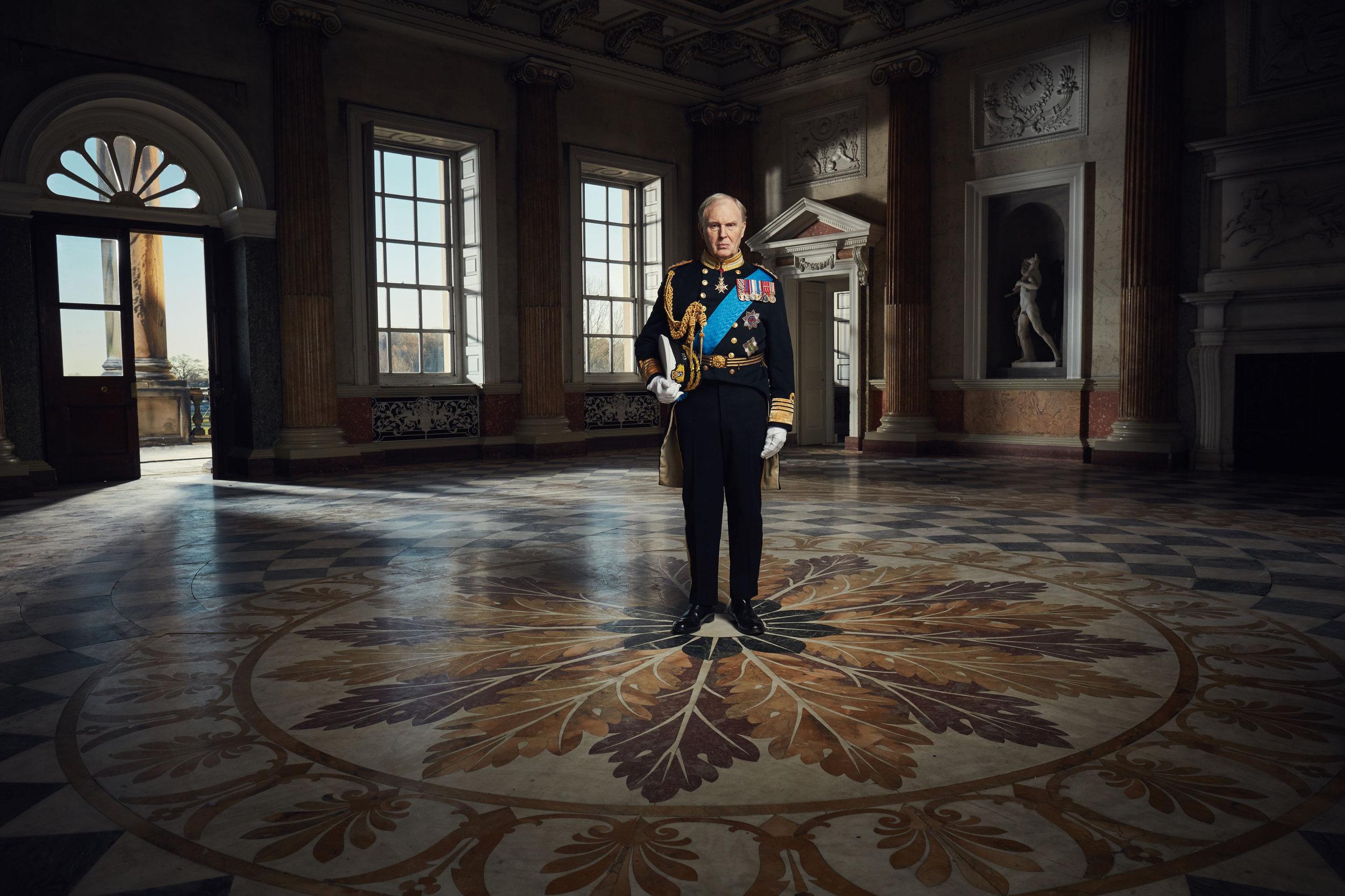 KING CHARLES III -