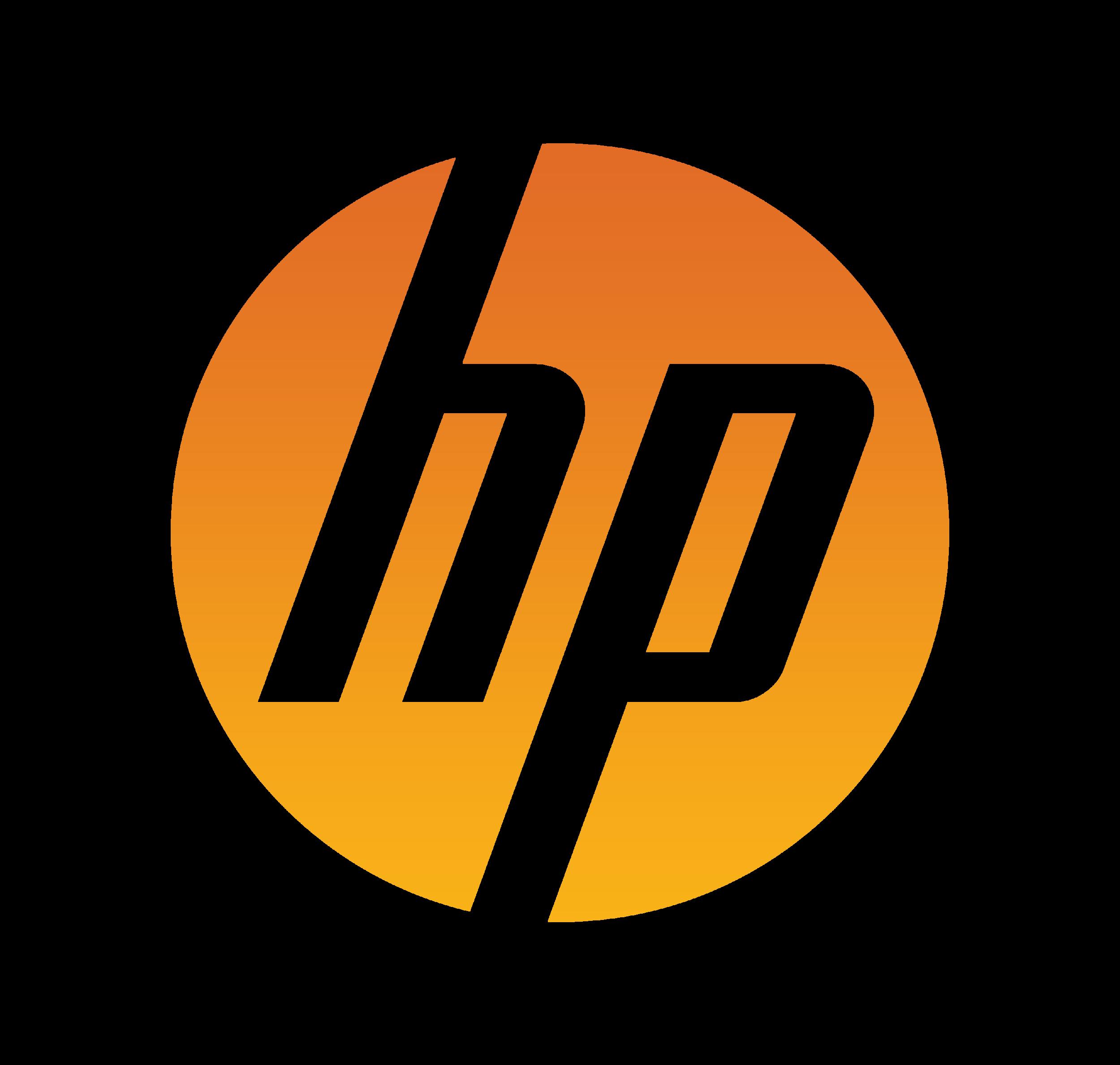 hewlett-packard-logo-png-transparent orange.png