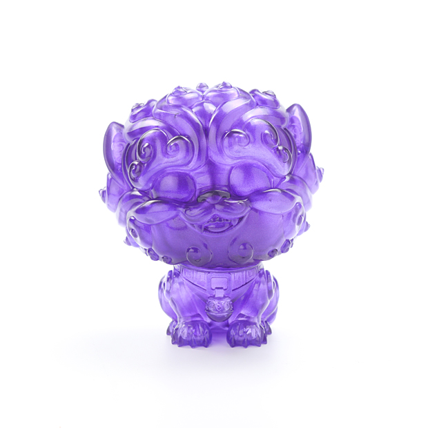 Plum Translucent: SOLD OUT
