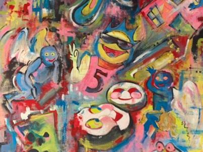 Kat Stacker - BA Painting