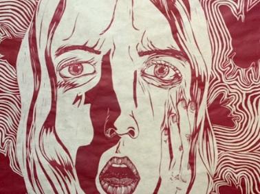 Paige Miller - BFA Printmaking