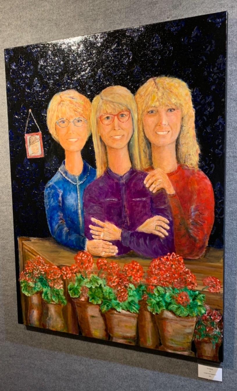 """""""The Siblings"""", Lynette Frey Haggbloom"""