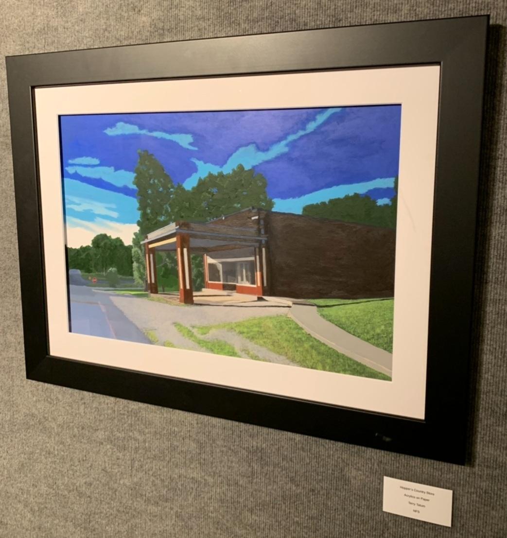 """Hopper's Country Store"" Terry Tatum"
