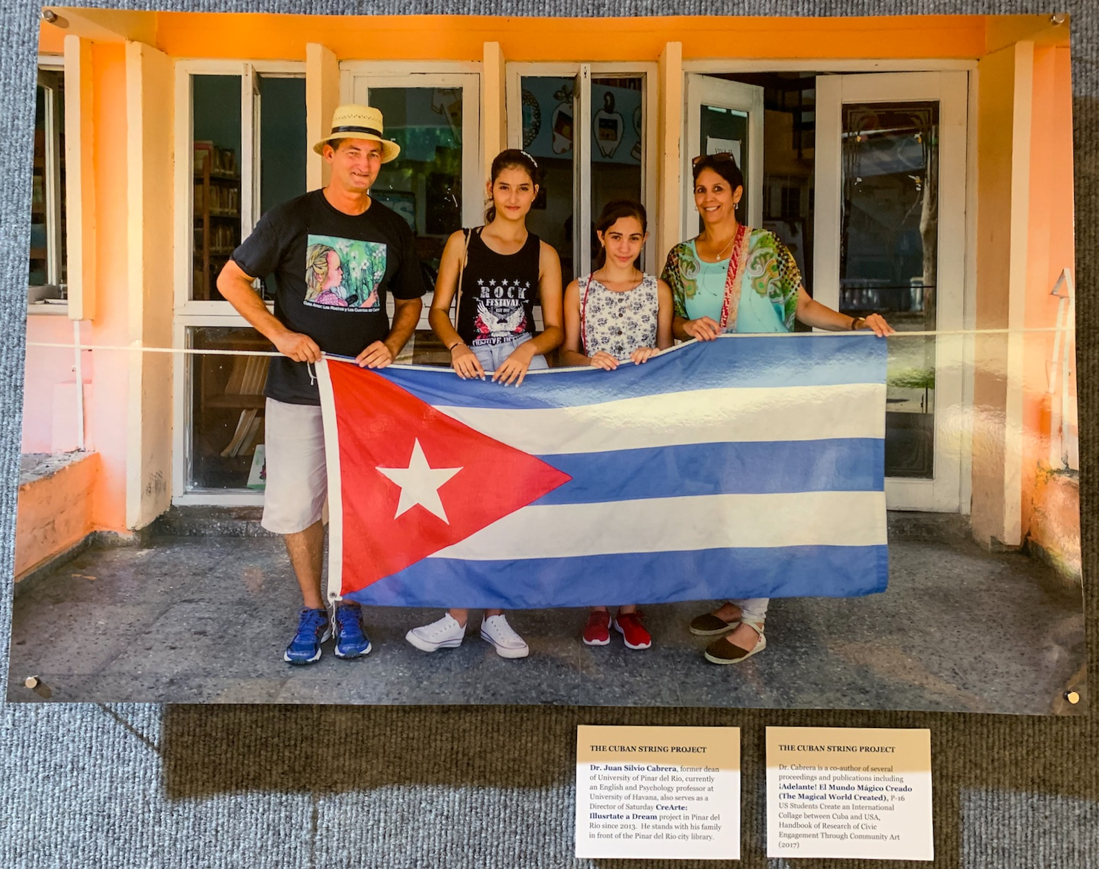 The Cuban String Project