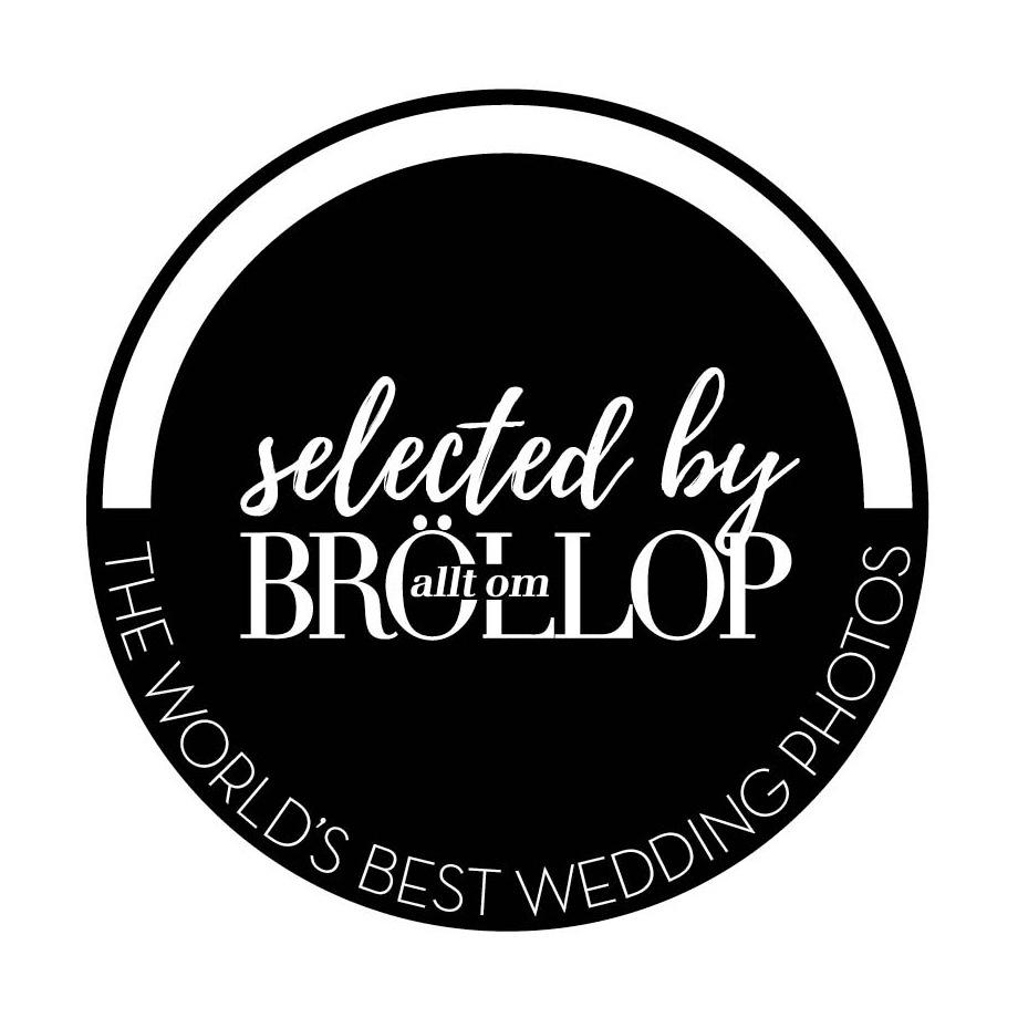 UtVald av tidningen Allt om Bröllop - Bröllopsfotograf John Hellström blev utvald av Sveriges största bröllopstidning!