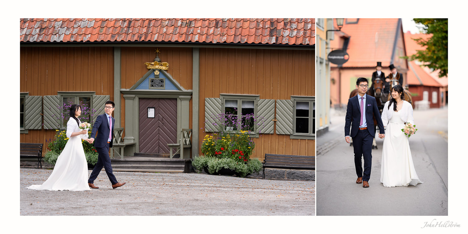 The old center of Sigtuna