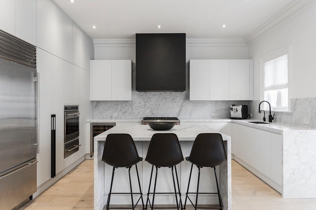 Lytton Park Residence - Full House Reno · Black & White · Designer Favourite