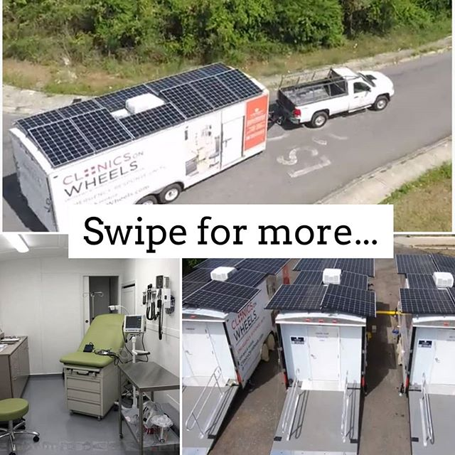 #tbt the 3 mobile medical clinics we helped @worldhousingsolution design and build  last year. With a custom built energy system ( with @lithionics and @outbackpower ), retractable  #solar panels, and custom designed AC & DC distribution boxes, this project really did have it all! Thanks, @rbenzeev and our partners: @amerescosolar, @lithionics, @outbackpower, @generac, @smartplugs, @hammondmfg . . . . . #energy #energystorage #renewableenergy #solarpanels #solarplusstorage #lithium #lithionics #epxgroup #thosebatteryguys #cleantech #cleanenergy #battery #offgrid #clinicsonwheels #worldhousingsolution