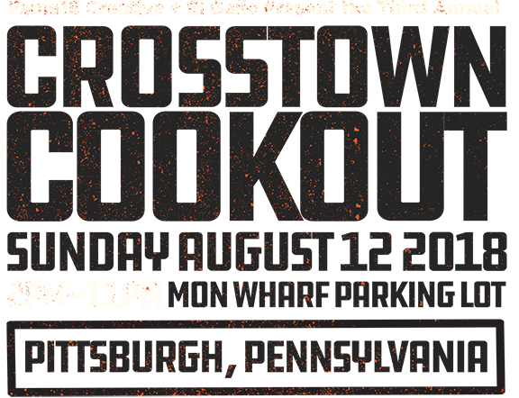 The Crosstown Cookout in Pittsburgh Pennsylvania featuring A-trak - August 12, 2018 - 2pm-11pm - EDM FESTIVAL, BOUNCE, MUSIC, RIVER, OUTDOOR, FUN