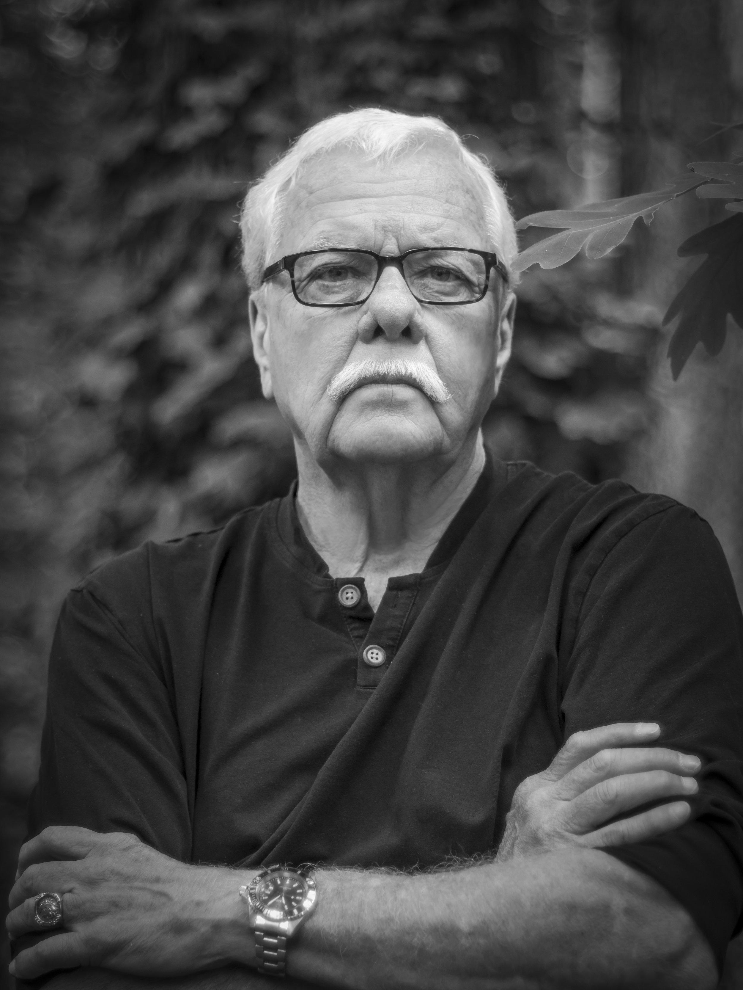 Richard Dean Hall, Author
