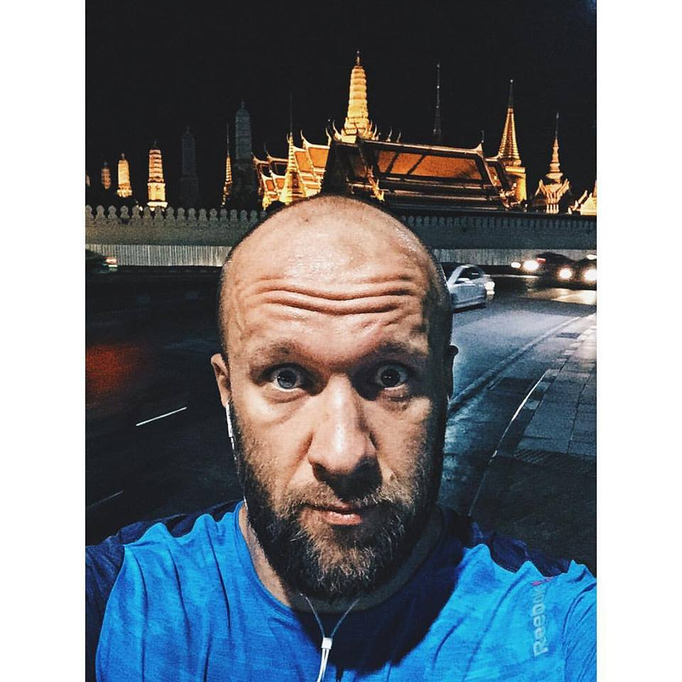 Bangkok nocą… - i gonitwa z bezdomnymi psami