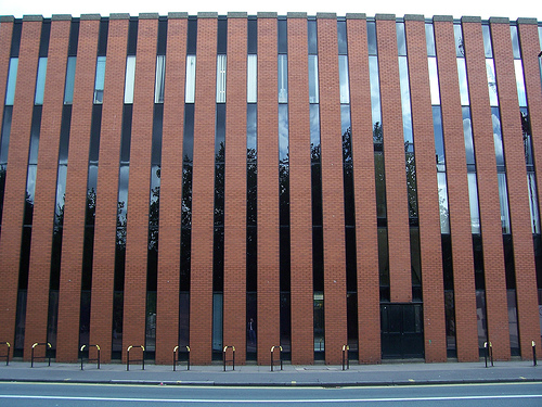 The Kilburn Building, University of Manchester.