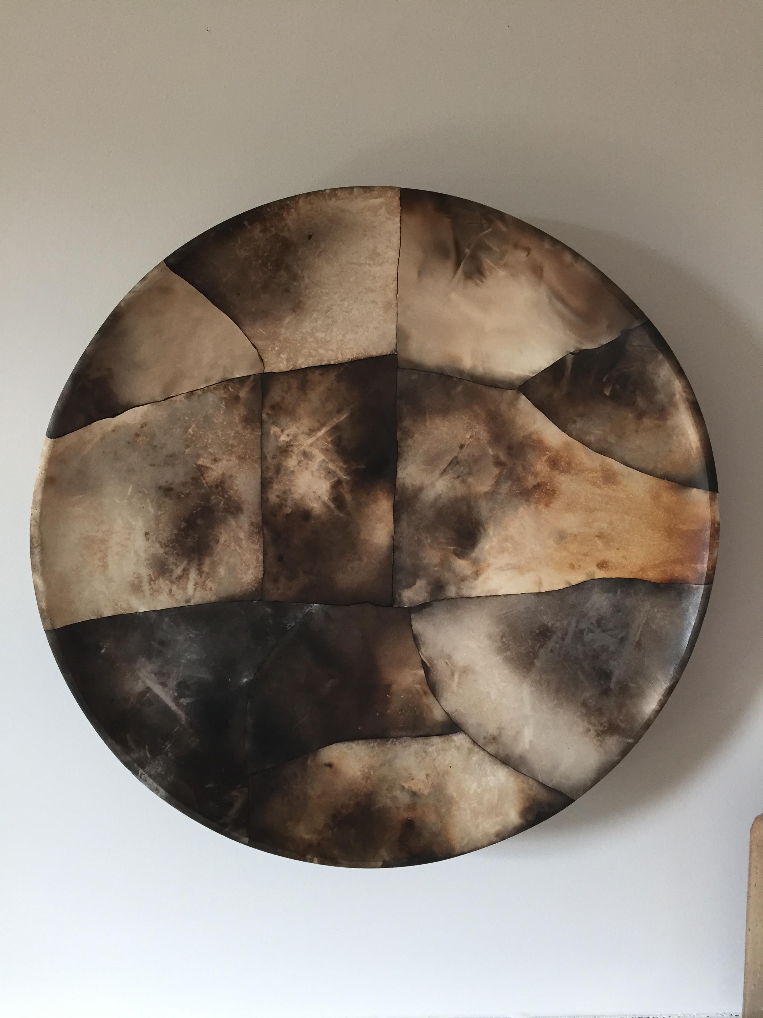 """Broken Plate (24"""")"""