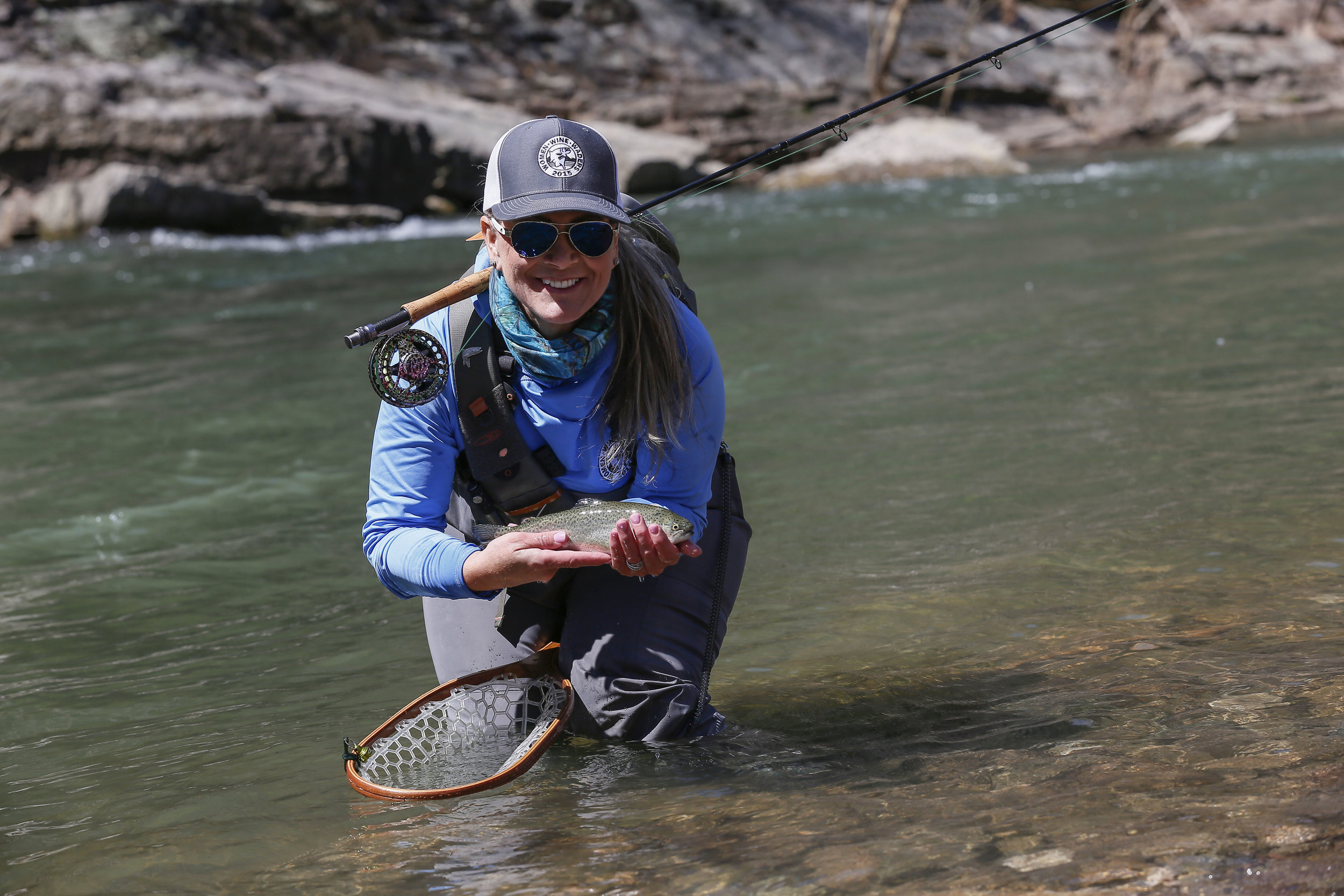 Join us on a fly fishing adventure!
