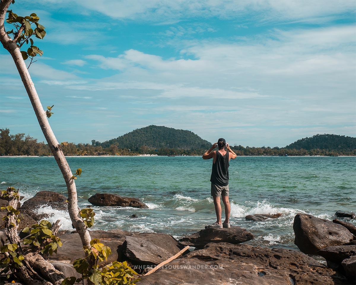 The Island life of Cambodia is really good with islands like Koh Rong and Koh Rong Samloem.