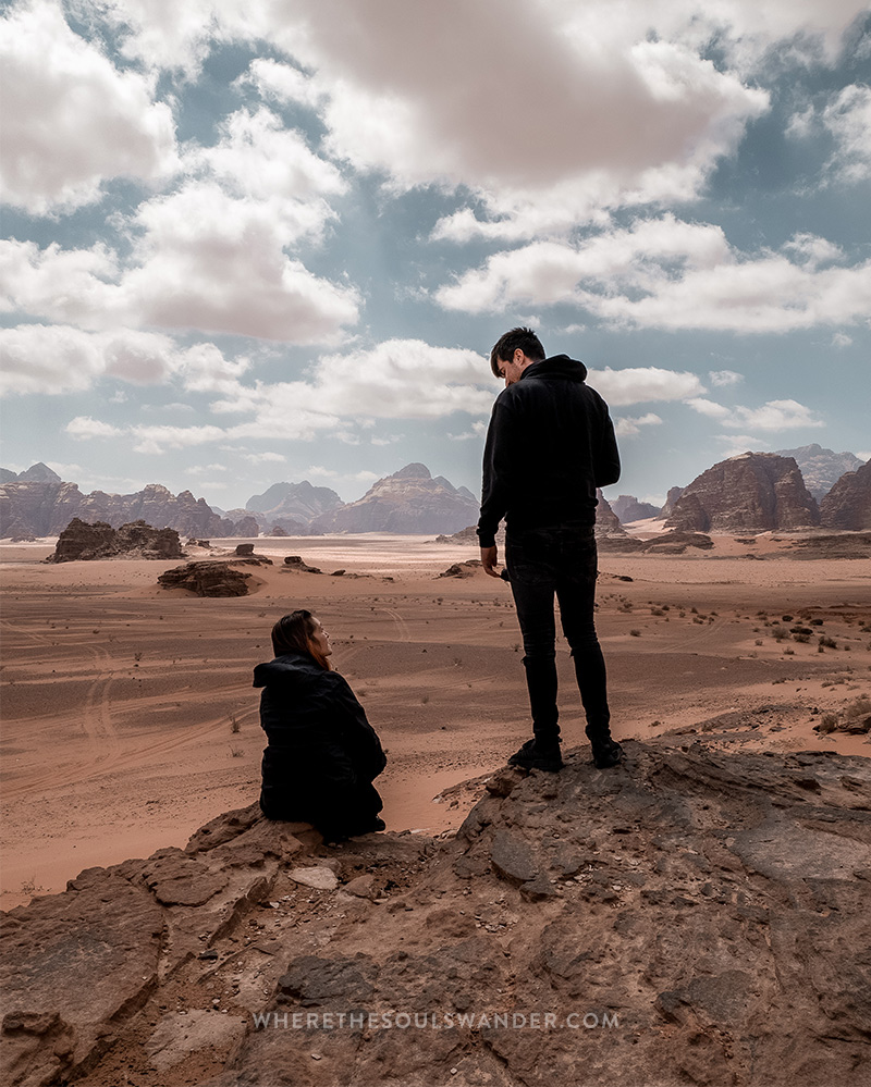 Once you visit this iconic desert, you'll understand why the Wadi Rum is also known as Mars on Earth