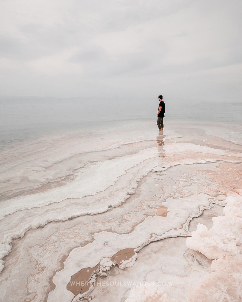 The Dead Sea is one of earth's best places for natural healing