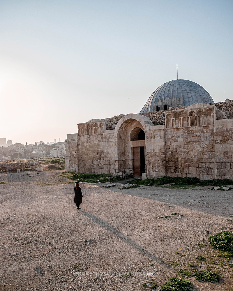 Where to go in Amman