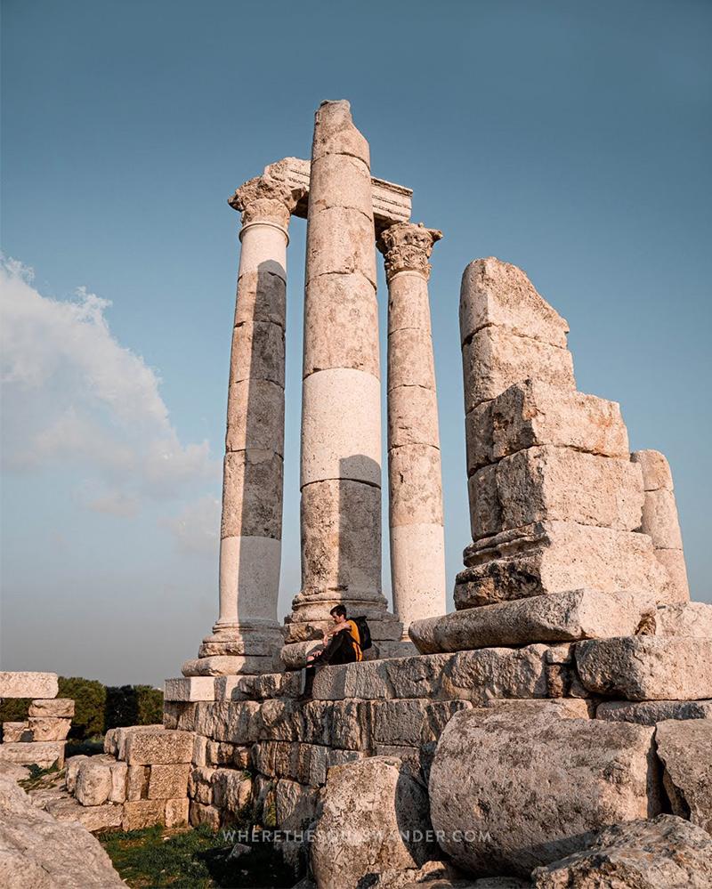 What to do in Amman Jordan