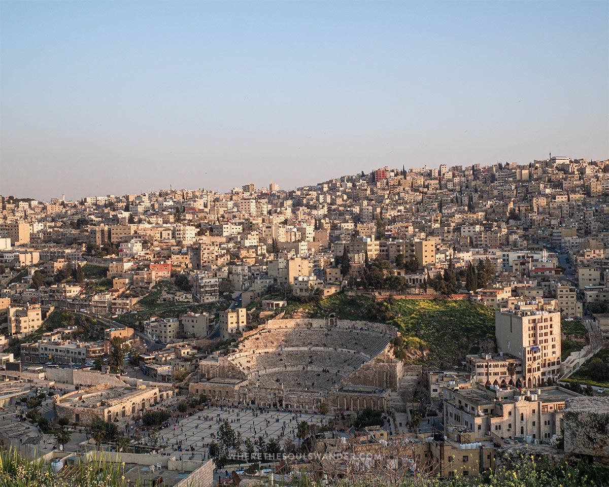 Free walking tours Amman
