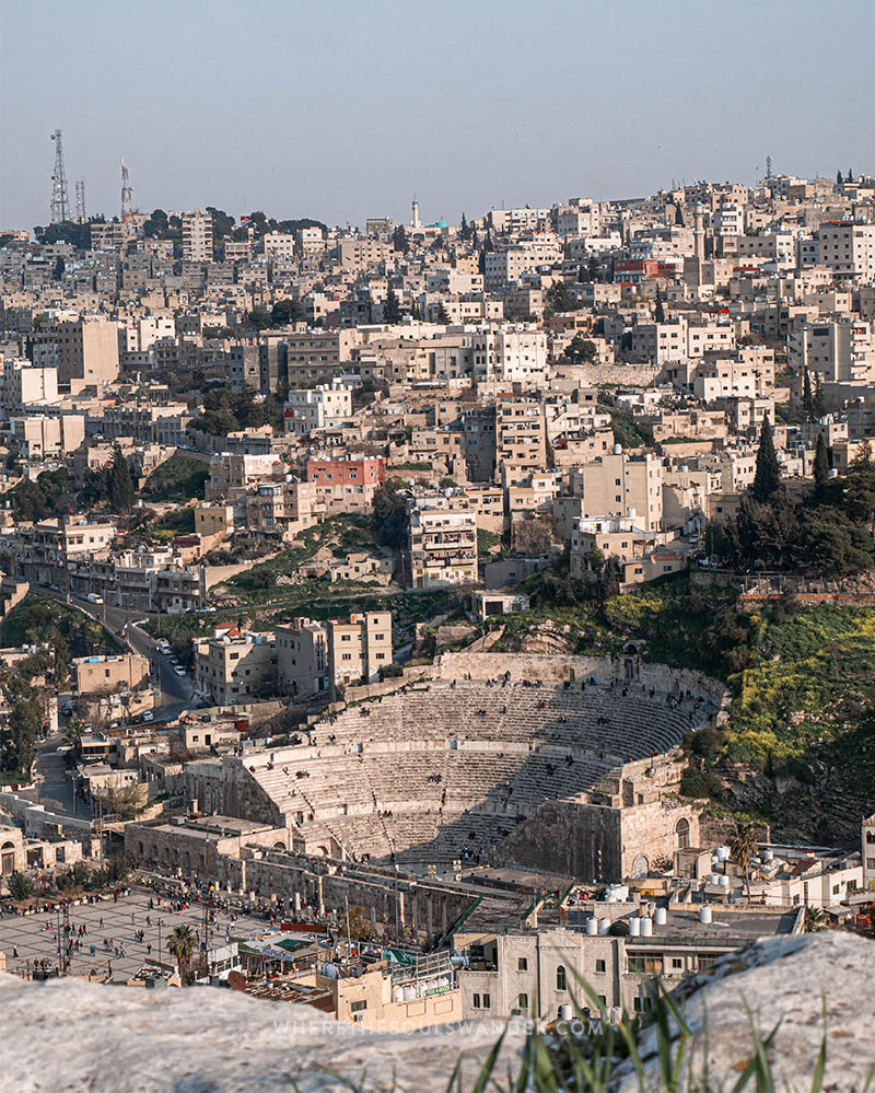 Places to visit in Amman
