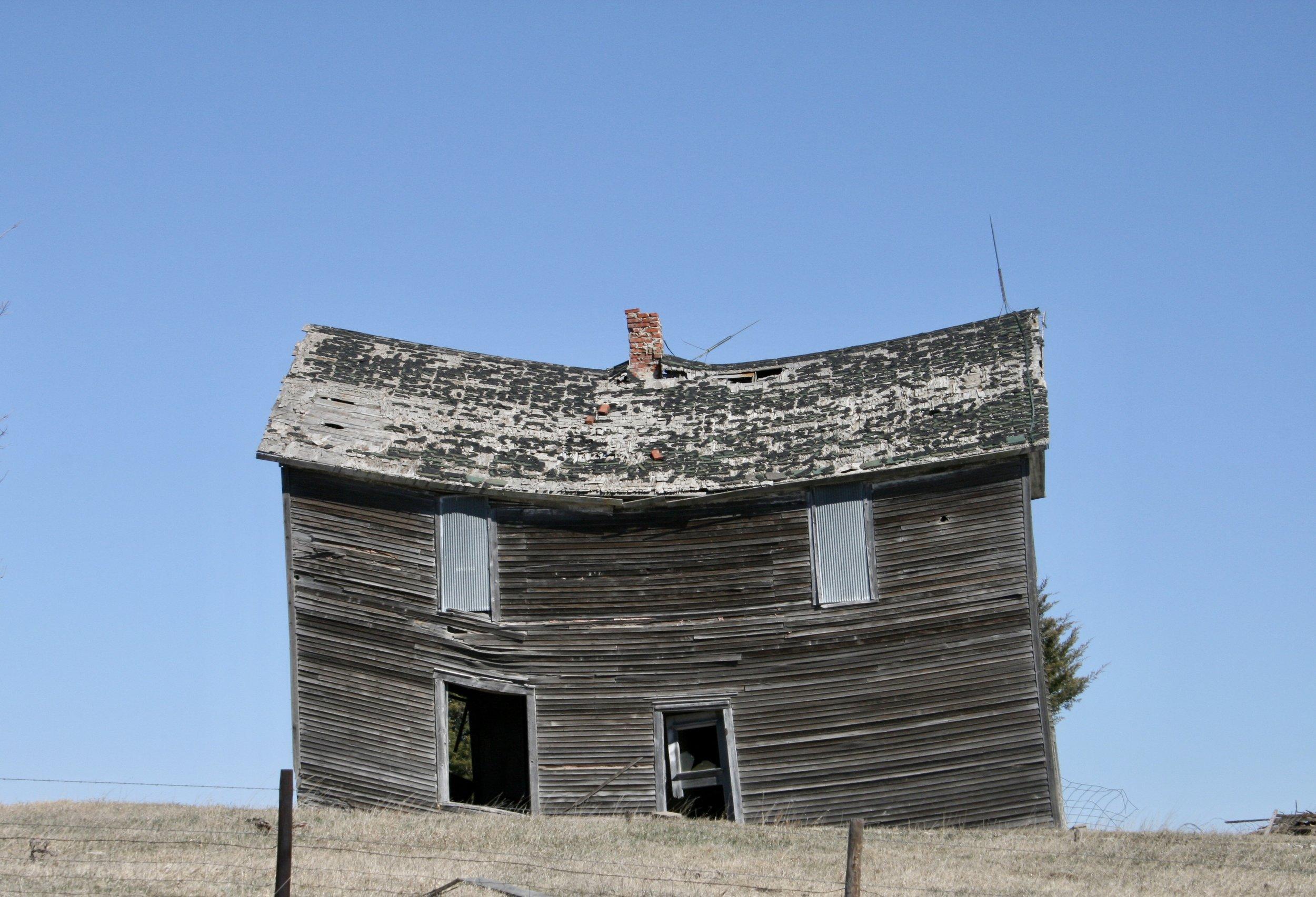 Settling,  near Crawford, NE