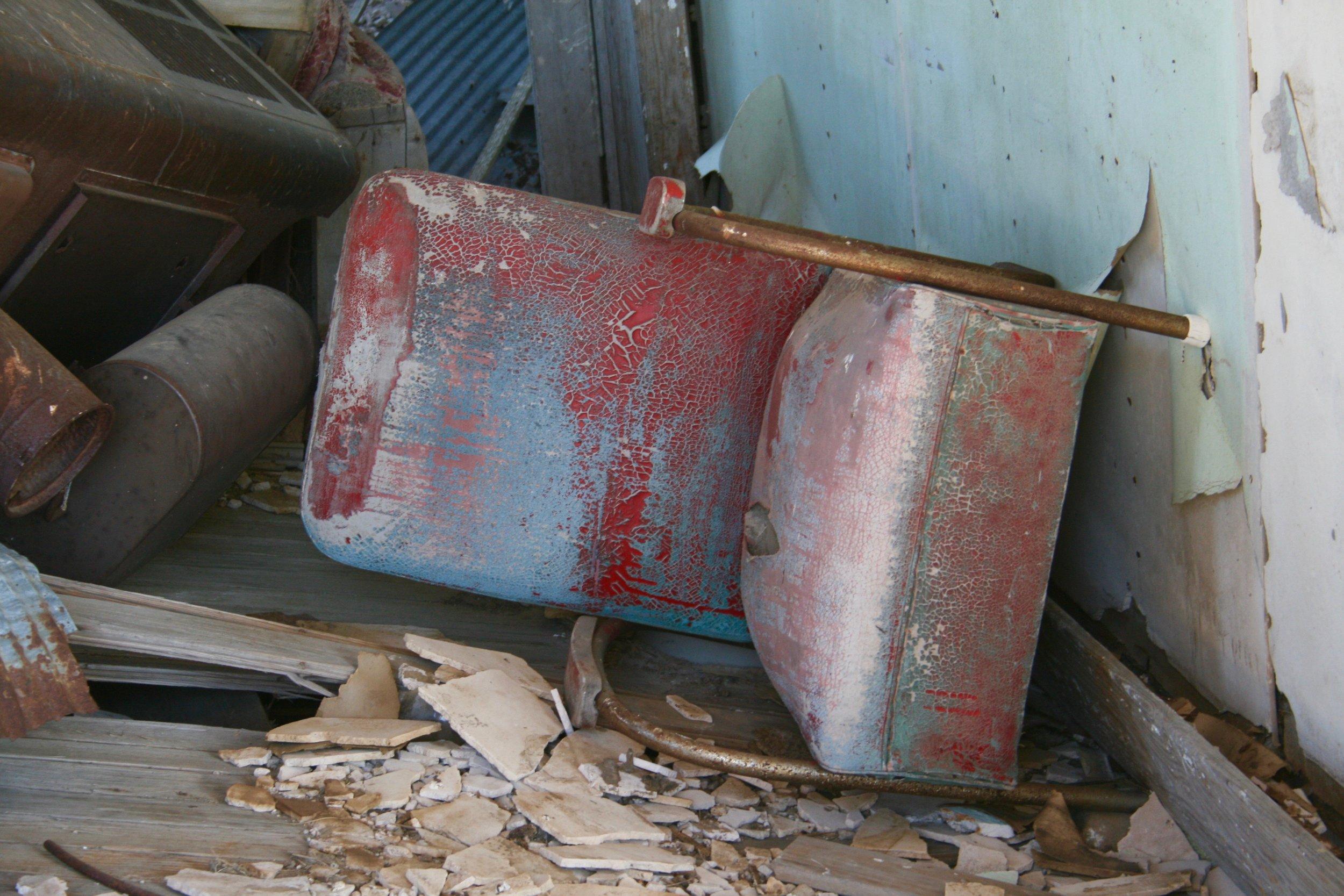 Red Chair,  near Sidney, NE