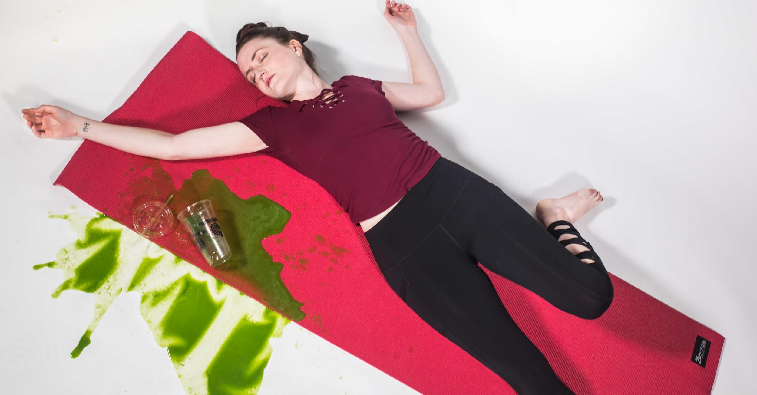 Almost Balanced Foodie Yoga Death.jpg