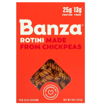 WUT. - What is it? Delicious gluten-free, protein pasta made from chickpeas. Yeah, I know.Boil and Cool.