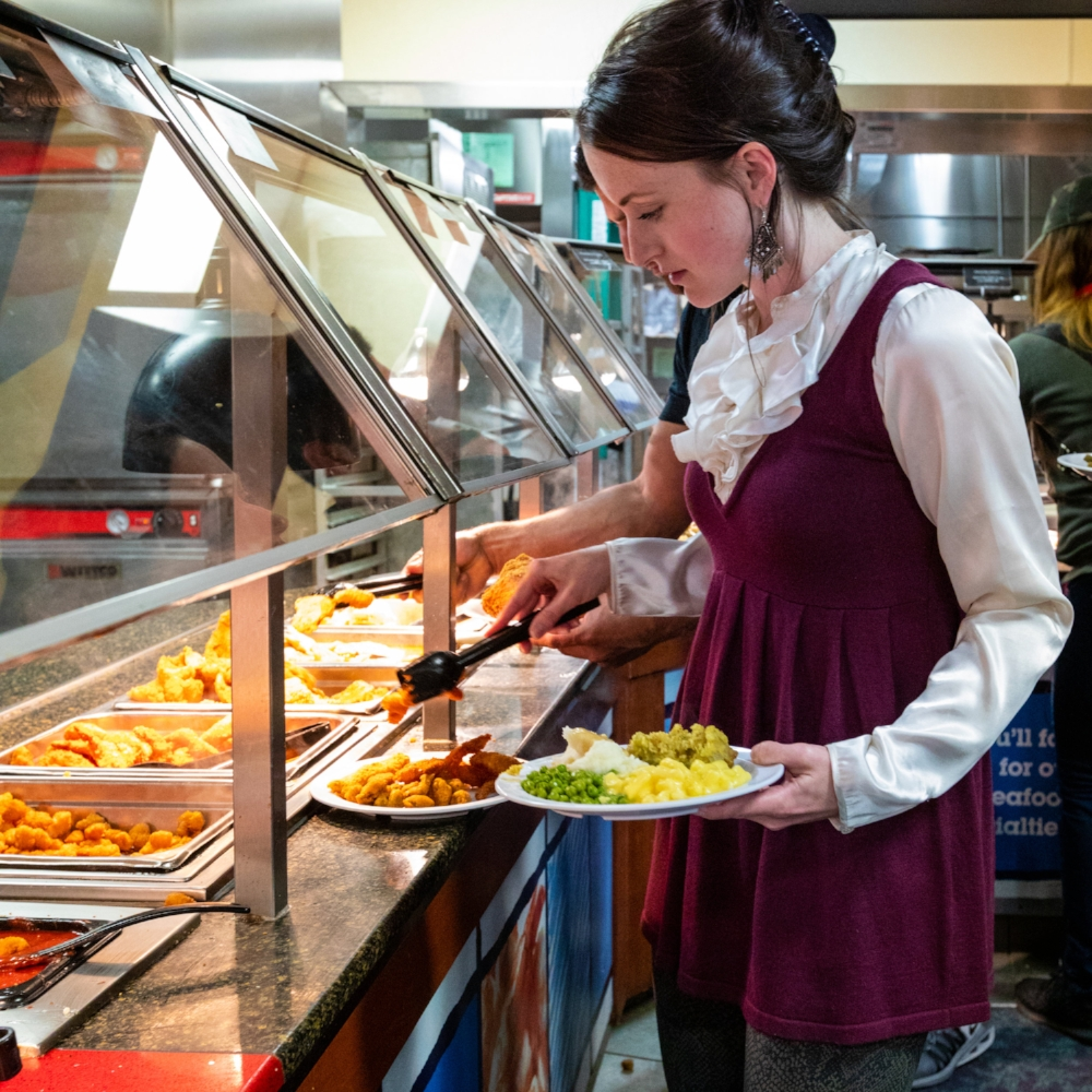 Almost Balanced Foodie Golden Corral-1.jpg